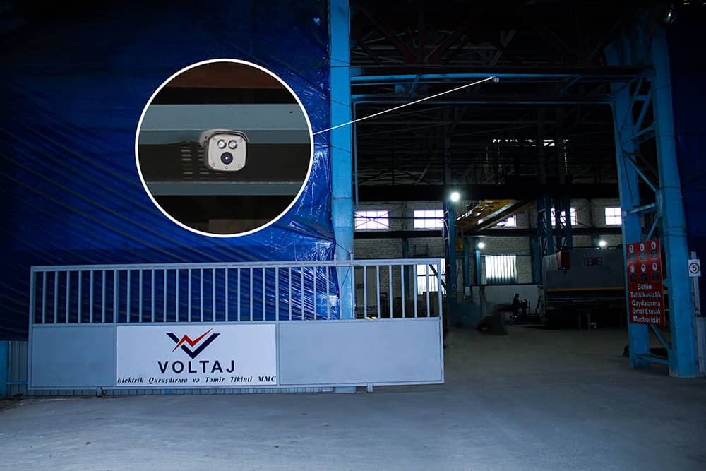 Voltaj metal konstruksiyalar zavodu