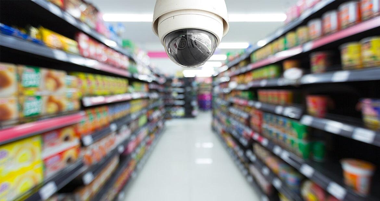 Market Mağazalara kameraların quraşdırılması