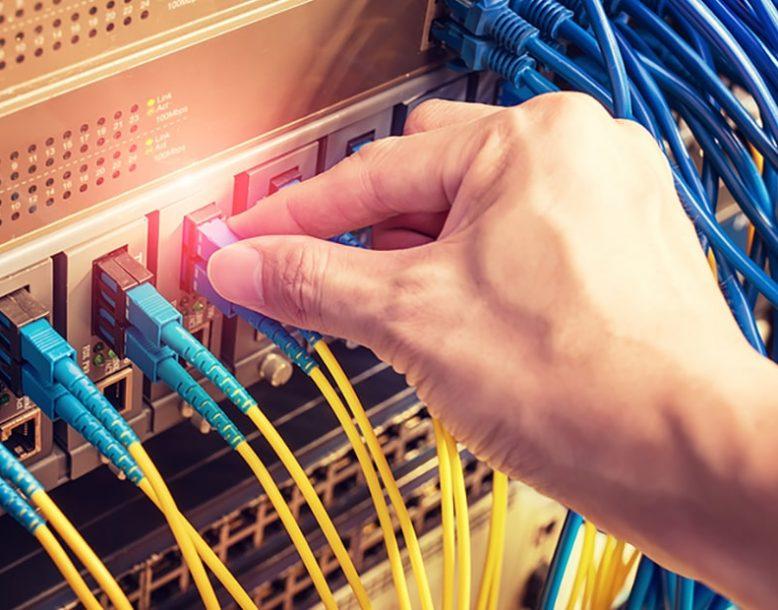 Монтаж и установка сетевого оборудования