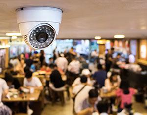 Restoranlara kameralarının quraşdırılması